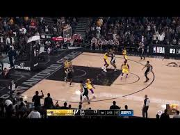 NBA LIVE 19 Lakers vs Spurs + Thunder vs Warriors LIVE STREAM ...