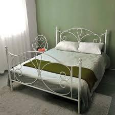 White Metal Bed Frames