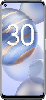 Мобильный <b>телефон Honor 30S</b> 6/128GB (полночный черный)