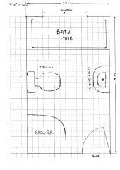 small bathroom plans layout