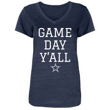 Women's Dallas Cowboys <b>Triblend Graphic Tee</b>