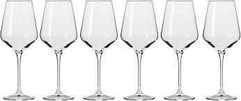 """<b>Набор бокалов для</b> белого вина Krosno """"Авангард"""" 390мл, 6 шт ..."""