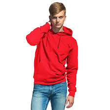 <b>Толстовка</b> мужская StanFreedom 280, <b>красная</b> - купить на 4kraski.ru