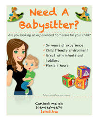 n nanny and day cares and babysitters experienced babysitter