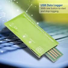 <b>BSIDE BTHXE</b> PDF <b>Mini USB</b> Temperature Recording Data Logger ...
