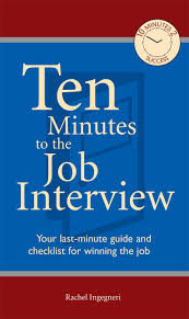 ten minutes to the job interview press ten minutes to the job interview