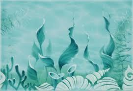 <b>Керамический декор Alma Ceramica</b> Лагуна ВС7ЛГ606 24,9х36,4 см