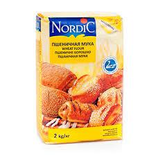<b>Мука Nordic пшеничная</b> 2 кг Финляндия - купить c доставкой на ...