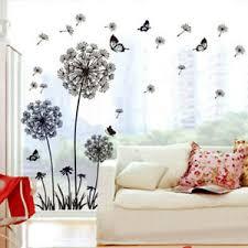 <b>1PC Butterfly</b> Flower <b>Fairy</b> Wall Stickers Bedroom Living Room ...