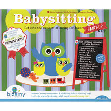 com s s worldwide babysitting startup kit toys games
