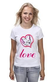 <b>Футболка классическая Printio</b> love <b>cats</b> #2413889