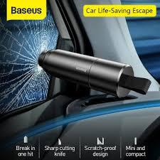 2 в 1 <b>молоток</b> и нож Baseus для того чтобы разбить окно <b>авто</b> и ...