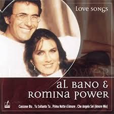 <b>Bano</b> & <b>Romina Power</b>, <b>Al</b> - Love Songs - Amazon.com Music