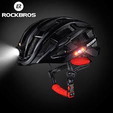 <b>ROCKBROS</b> Integrally-molded <b>Bicycle Helmets</b> Ultralight Magnetic ...