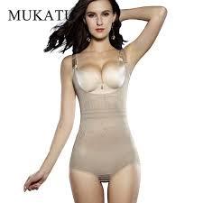 <b>Women's</b> Slimming Underwear <b>Bodysuit Body Shaper Waist Shaper</b> ...