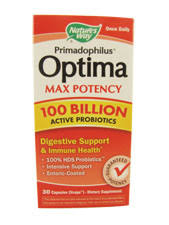 Nature's Way - <b>Fortify Optima</b> Max Potency <b>Probiotic</b> 100 Billion