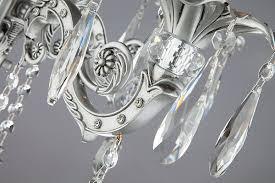 <b>Бра</b> цвета античное серебро с хрусталем <b>276/2</b> Strotskis