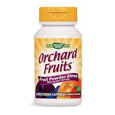 Buy Nature's Way <b>Orchard Fruits</b> (<b>Fruit</b>) 60 Caps Online at Low ...
