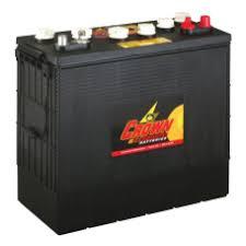 <b>Crown 12V</b> 215Ah <b>Battery</b> - CR-215-215AH--<b>12V</b>
