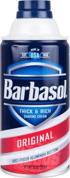 <b>Крем</b>-<b>пена для бритья Barbasol</b> Original, 283 г — купить в Москве ...