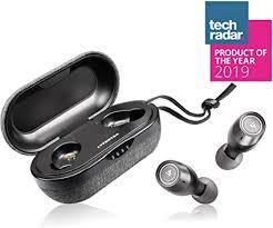LYPERTEK TEVI - True Wireless Earbuds, <b>Bluetooth 5.0</b> Stereo <b>Hi-Fi</b>