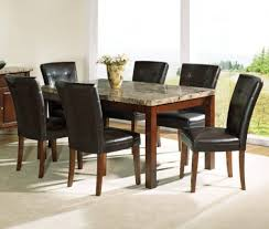 Inexpensive Dining Room Furniture Leather Parsons Dining Room Chairs Leather Parsons Dining Room