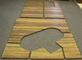 bathroom target bath rugs mats: bathroom cozy lowes tile flooring with teak bath mat for your