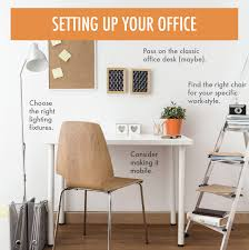 setting up your home office amazing setting home office 3 office