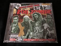 <b>Rob Zombie</b> - Astro-Creep: 2000 <b>Live</b> (2018, CD) | Discogs