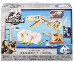 Набор для раскопок <b>Mattel Jurassic World</b> Раскопки FTF12 ...