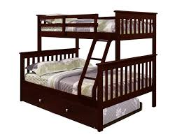 amazing twin over full bunk bed w dual drawers or trundle option amazing twin bunk bed