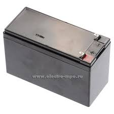 Аккумуляторная батарея FB 7,2-12 12В 7,2Ач (<b>Alfa Battery</b> Китай)