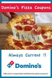 17 best ideas about pizza coupons domino s pizza huge list of domino s pizza coupons and codes always up to date the