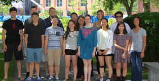 writing project summer program helps high schoolers with the    college essay group shot