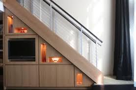 view in gallery compact stairs with classy shelf space view in gallery custom beautiful custom interior stairways