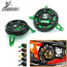 Motorcycle <b>Aluminum Engine Stator</b> Protective <b>Cover</b> For ...