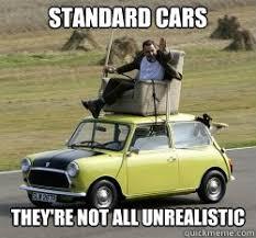 GT5 Standard Car memes | quickmeme via Relatably.com