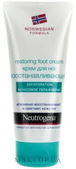 Neutrogena Restoring <b>Foot</b> Cream - <b>Крем для ног</b> ...