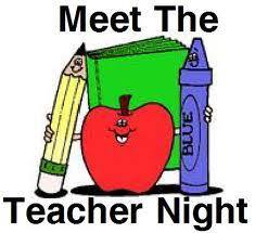 Image result for meet the teacher 2015