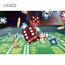 <b>Laeacco</b> Las Vegas Backgrounds Dice <b>Chips Casino</b> Entertainment ...