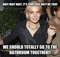 Shameless Coke Day post - Meme Guy via Relatably.com