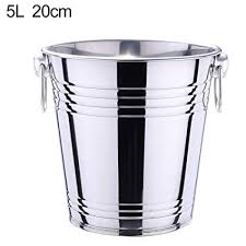 cheerfullus 5L Stainless Steel Ice Bucket Wine Bottle ... - Amazon.com