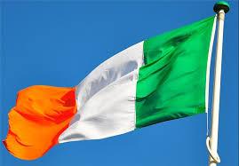 نتیجه تصویری برای ایرلند و پرچم