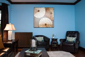 living room blue walls with brown furniture and large square wool rugs for living room blue walls brown furniture