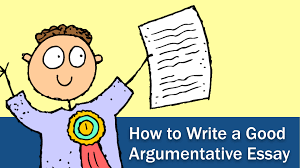 the critical thinker academy how to write a good argumentative essay