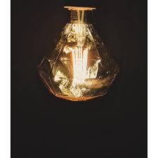<b>Лампа</b> светодиодная <b>Gauss Filament</b> Diamond E27 5 Вт 450 Лм ...
