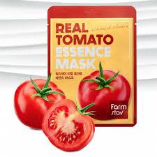 Омолаживающая <b>тканевая маска</b> с <b>экстрактом</b> томата, FarmStay ...