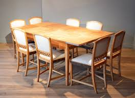 art deco dining table 8 chairs art deco dining table 8