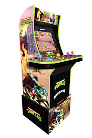 <b>Teenage Mutant Ninja Turtles</b>™ Arcade Cabinet - Arcade1Up
