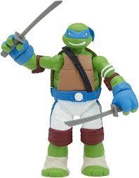 Купить Turtles Фигурка <b>Черепашки</b>-<b>ниндзя Удар ниндзя</b> Лео 12 см ...